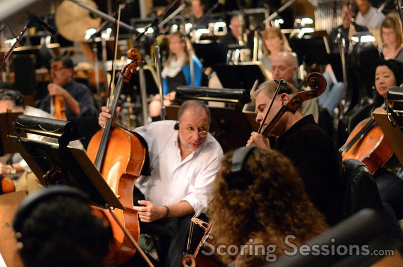 Cellist Steve Erdody talks to Dennis Karmazyn
