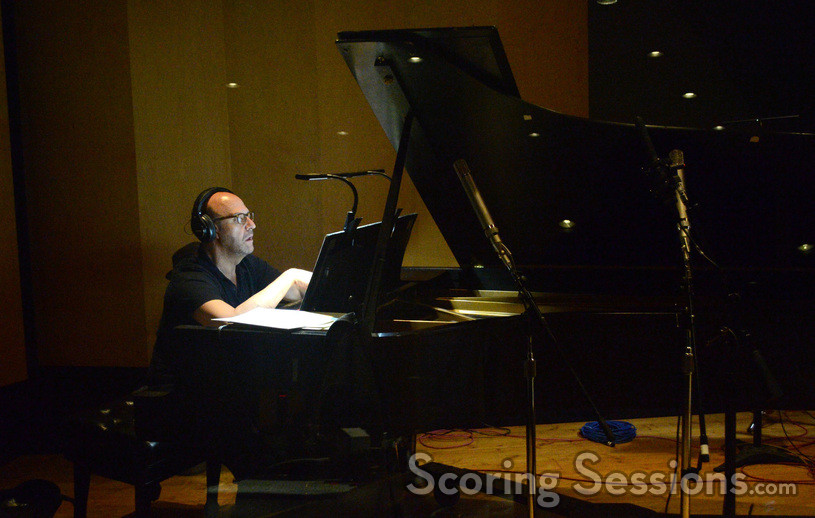 Pianist Randy Kerber