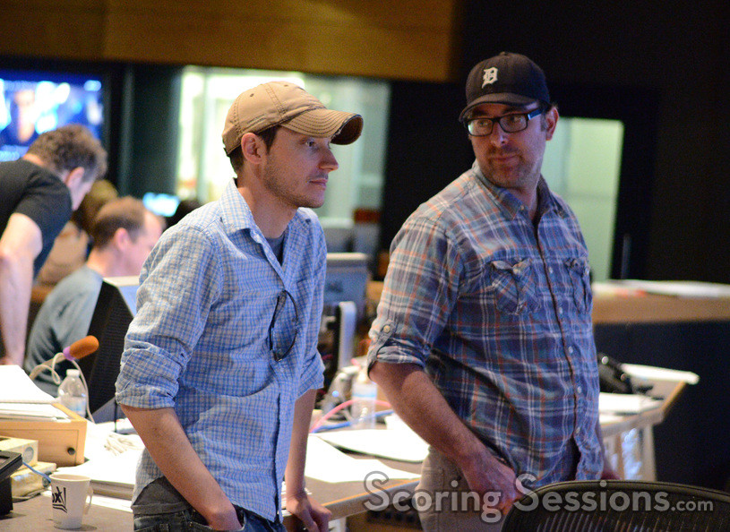 Director Wes Ball and composer John Paesano