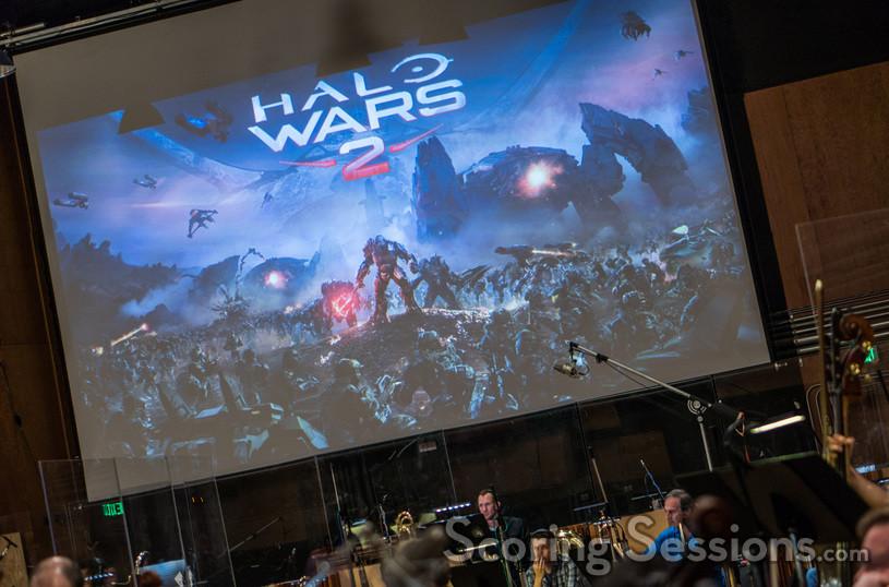 Gordy Haab scores Halo Wars 2: Awakening the Nightmare