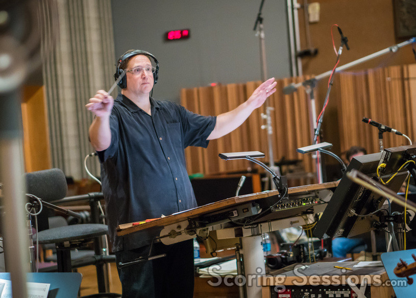 Carl Ryland conducts the Hollywood Studio Symphony