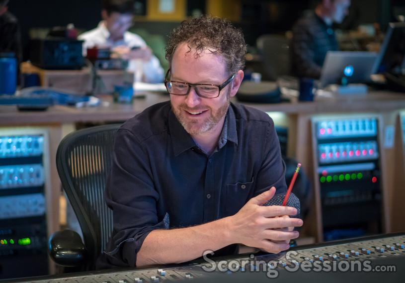 Composer Gordy Haab