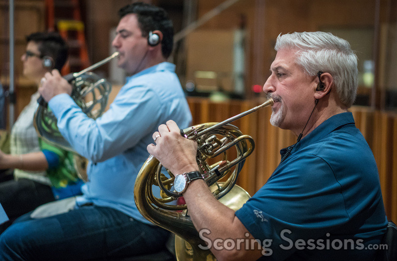French hornist Dave Everson