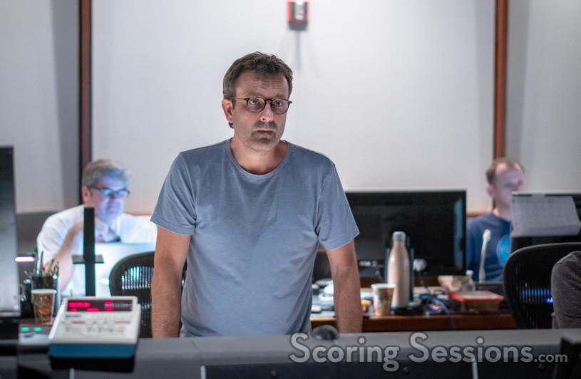 Composer Rupert Gregson-Williams