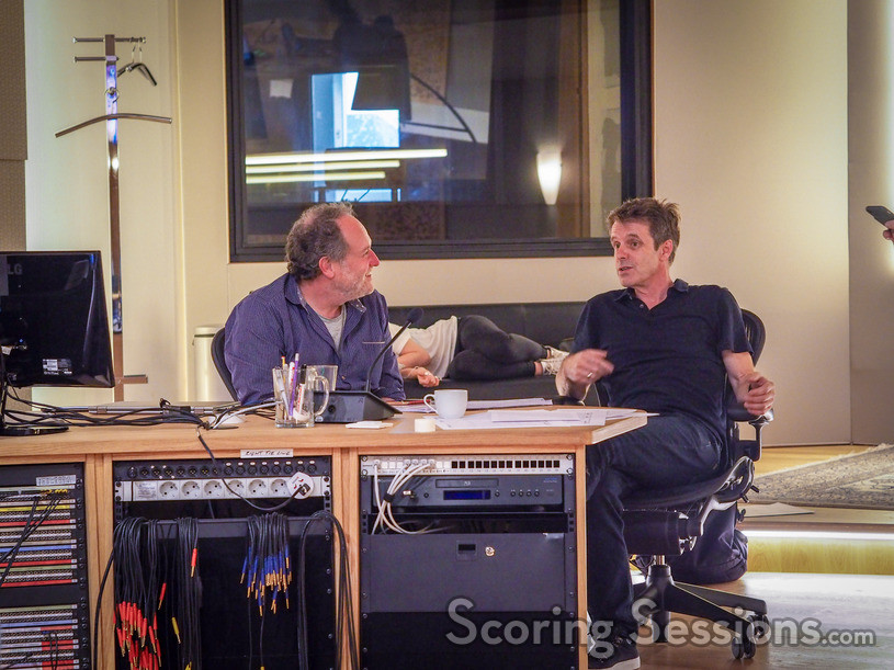 Director Jon Turteltaub and composer Harry Gregson-Williams discuss the music