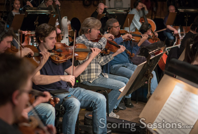 The violas