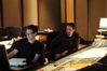 Scoring mixer Steve Kaplan and composer Bear McCreary