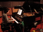 Bear McCreary performs piano for the Battlestar Galactica season finale