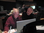 Orchestrator Brad Dechter and John Debney