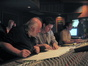 Orchestrator Ladd McIntosh, arranger Stephen Barton, scoring mixer Joel Iwataki and stage recordist Tom Hardisty