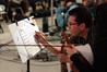Violinist Darius Campo