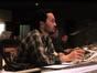Steve Jablonsky listens to a cue