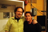 Mark Isham and Emilio Estevez