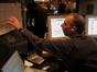 ProTools engineer Vincent Cirilli checks the status of a cue