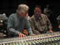 Scoring Mixer John Richards and Disney Theme Parks Executive John Dennis