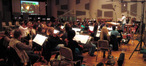 William Ross conducts the Hollywood Studio Symphony strings