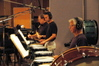"Percussion records a ""drumline"" in <i>We Are Marshall</i>"