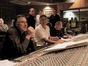 Disney Music Executive Chris Montan, Alan Silvestri, and Score Mixer Dennis Sands