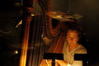 Katie Kirkpatrick plays harp on <i>American Gangster </i>