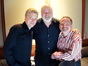 Trumpet soloist Chris Botti, director Rob Reiner and composer Marc Shaiman*