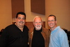 Rick Baptist, Anthony Hopkins and John Lewis