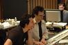 Jim Dooley and scoring mixer Steve Kaplan