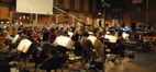 Wataru Hokoyama conducts the 104-piece Hollywood Studio Symphony
