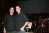 Composer Ryan Shore and director/animator Dan Kanemoto
