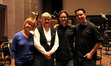 Contractor Janet Ketchum, recording engineer Leslie Ann Jones, composer/conductor Ryan Shore and director/animator Dan Kanemoto