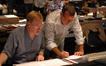 Orchestrator David Slonaker and ASCAP instructor Richard Bellis