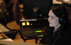 Stage Recordist Christine Sirois