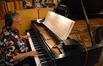 Pianist Mike Lang