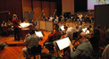 Lolita Ritmanis conducts on Batman: The Brave and the Bold