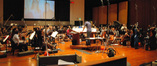 Austin Wintory conducts <i>Captain Abu Raed</i>