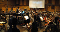 The Hollywood Studio Symphony performs on <i>Eagle Eye</i>