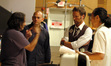 Orchestrator Robert Elhai, music editor Joe Lisanti, composer Brian Tyler and scoring mixer Joel Iwataki