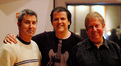 Director Peter Segal, composer Trevor Rabin and agent Richard Kraft