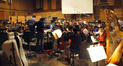 Pete Anthony conducts <i>The Happening</i>
