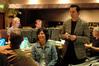 Director Peggy Holmes and composer Jim Dooley talk with Disney exec Matt Walker