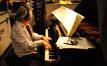 Pianist Tom Ranier