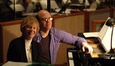 Harpist Gayle Levant and pianist Randy Kerber