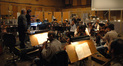 The Hollywood Studio Symphony performs on <i>Nim's Island</i>