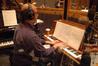 Randy Kerber plays celeste