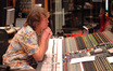 Scoring mixer Charlie Paakkari