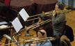 The brass section on <i>Prince Caspian</i>