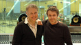 Scoring mixer Peter Cobbin and composer Harry Gregson-Williams