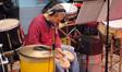 Percussionist Frank Ricotti