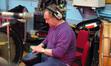 Percussionist Gary Kettel