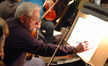 Concertmaster Endre Granat