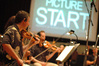 Concertmaster Mark Robertson